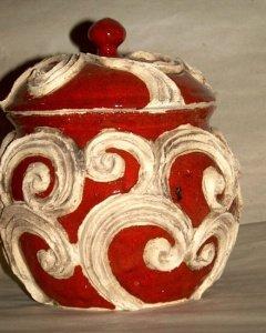 keramické dozy