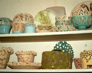 keramické květníky