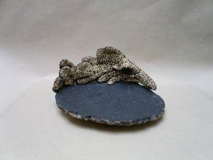 keramické plastiky zvířat
