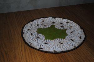 keramické talíře